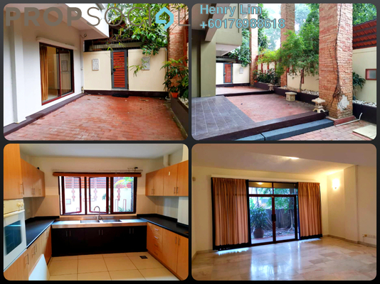 Condominium For Rent in Lee Garden, Ampang Hilir Freehold Semi Furnished 4R/4B 8k