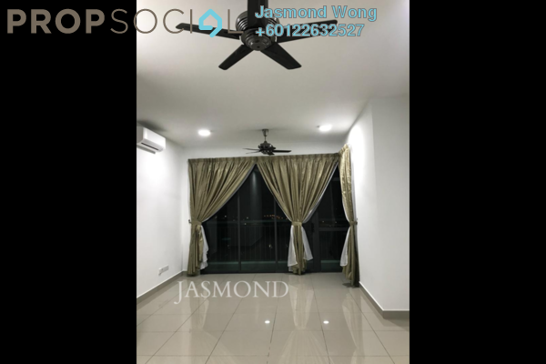 Condominium For Rent in Parkhill Residence, Bukit Jalil Freehold Semi Furnished 3R/2B 2k