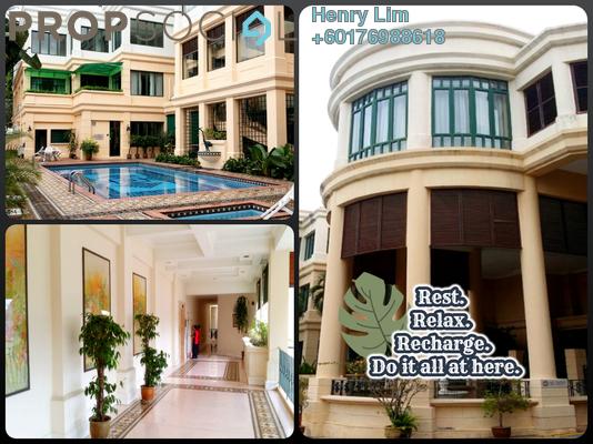 Condominium For Rent in Villa Putra Putri, Ampang Hilir Freehold Semi Furnished 6R/8B 7k