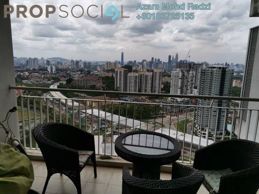 Condominium For Sale in Riana Green East, Wangsa Maju Freehold Fully Furnished 4R/3B 965k