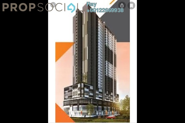 Apartment For Rent in Residensi Kepongmas 2, Kepong Freehold Semi Furnished 3R/2B 1.2k