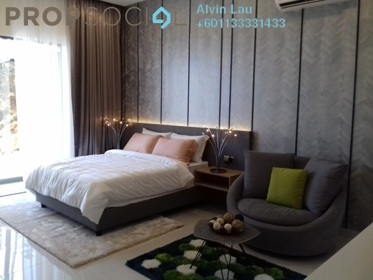 SoHo/Studio For Sale in Grand Ion Majestic, Genting Highlands Freehold Fully Furnished 1R/1B 450k