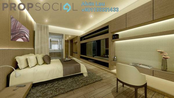 SoHo/Studio For Sale in Grand Ion Majestic, Genting Highlands Freehold Fully Furnished 1R/1B 445k