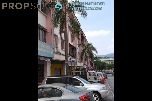 Apartment For Sale in Saujana Apartment, Damansara Damai Leasehold Unfurnished 3R/1B 140k