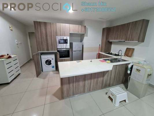 Condominium For Rent in Pacific Place, Ara Damansara Freehold Fully Furnished 1R/1B 1.5k