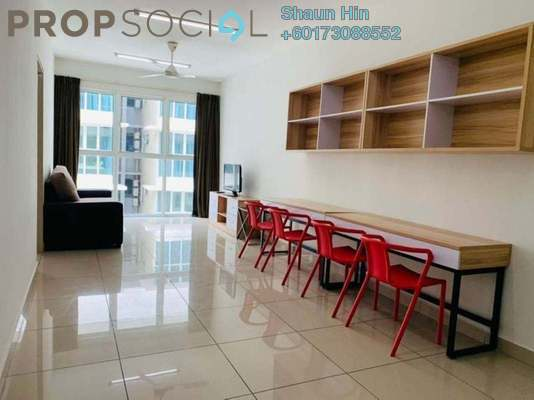 Condominium For Rent in Pacific Place, Ara Damansara Freehold Fully Furnished 3R/2B 1.5k