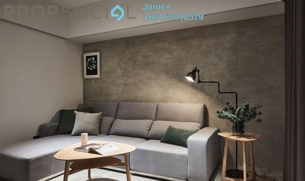Condominium For Sale in Solaris Dutamas, Dutamas Freehold Semi Furnished 3R/2B 744k