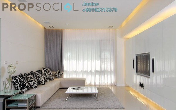 Condominium For Sale in Jalan Sultan Yahya Petra, Kuala Lumpur Freehold Semi Furnished 3R/2B 766k