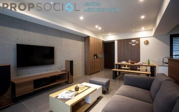 Condominium For Sale in Taman Rainbow, Jalan Ipoh Freehold Semi Furnished 3R/2B 625k