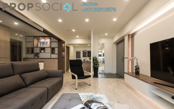 Condominium For Sale in Lot 10, Bukit Bintang Freehold Semi Furnished 3R/2B 749k
