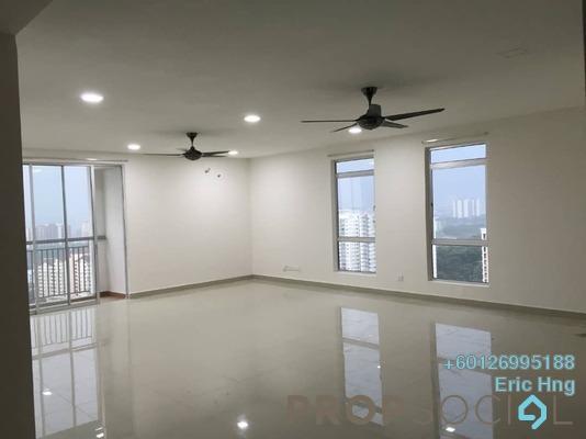 Condominium For Rent in Suasana Lumayan, Bandar Sri Permaisuri Freehold Semi Furnished 4R/2B 1.7k