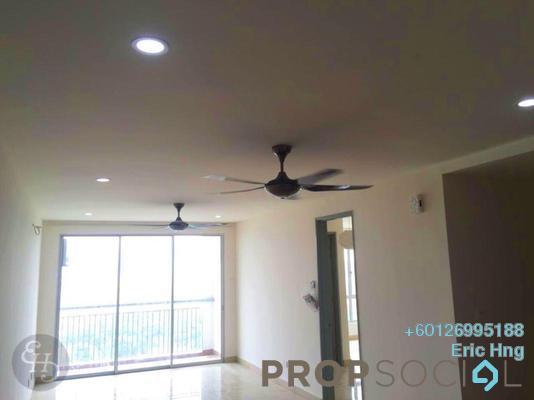 Condominium For Rent in Suasana Lumayan, Bandar Sri Permaisuri Freehold Unfurnished 4R/2B 1.45k