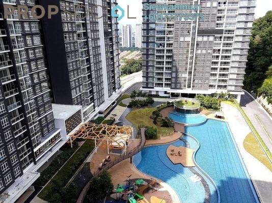 Condominium For Sale in Damansara Foresta, Bandar Sri Damansara Freehold Semi Furnished 4R/3B 700k