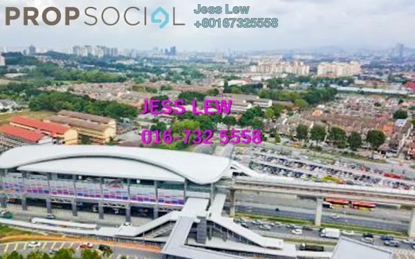 Condominium For Sale in 8 Kinrara, Bandar Kinrara Freehold Semi Furnished 3R/2B 680k