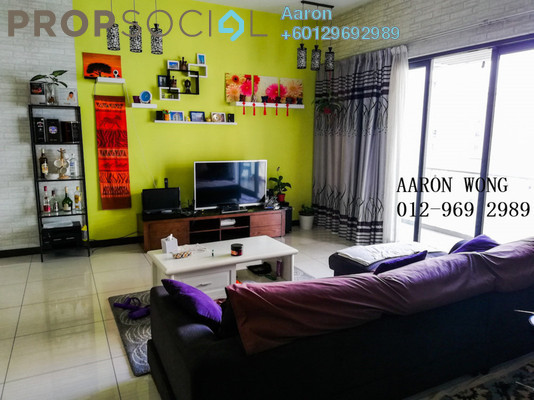 Condominium For Sale in The Elements, Ampang Hilir Freehold Fully Furnished 3R/3B 1.26m