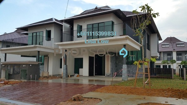 Semi-Detached For Sale in Setia Eco Glades, Cyberjaya Freehold Unfurnished 4R/4B 1.89m