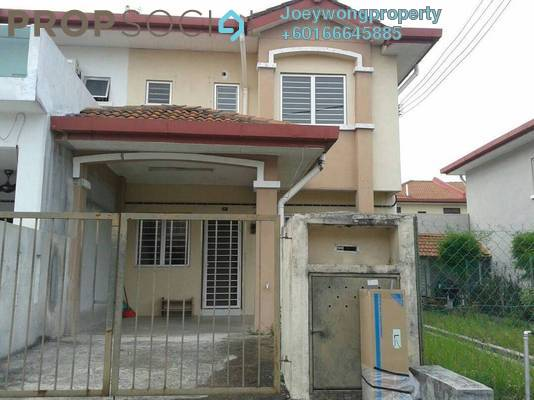 Terrace For Sale in Saujana Puchong, Puchong Freehold Unfurnished 4R/3B 540k