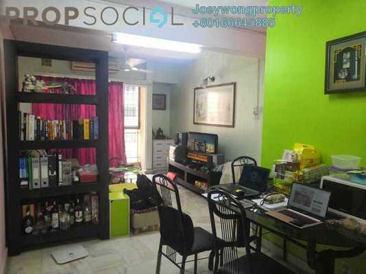 Apartment For Sale in Vista Lavender, Bandar Kinrara Freehold Semi Furnished 3R/2B 230k