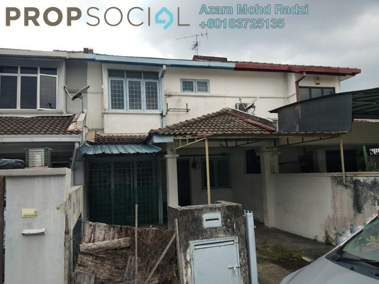 Terrace For Sale in Pandan Indah, Pandan Indah Freehold Semi Furnished 4R/3B 560k