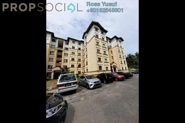 Apartment For Sale in Puncak Alam Jaya Residences, Shah Alam Freehold Unfurnished 3R/2B 162k