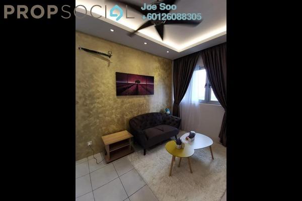 Condominium For Rent in Residensi Seri Wahyu, Jalan Ipoh Freehold Semi Furnished 2R/2B 1.3k