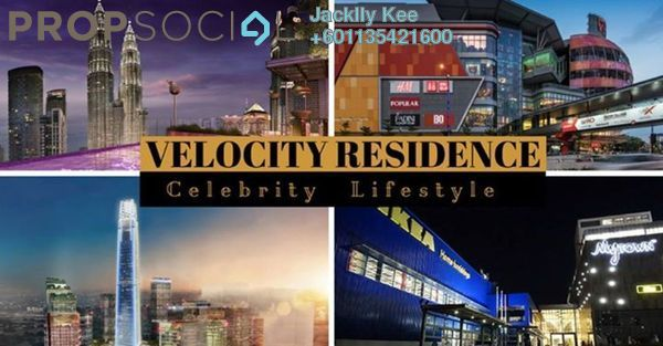 Serviced Residence For Sale in Lavile, Kuala Lumpur Freehold Semi Furnished 2R/2B 0translationmissing:en.pricing.unit