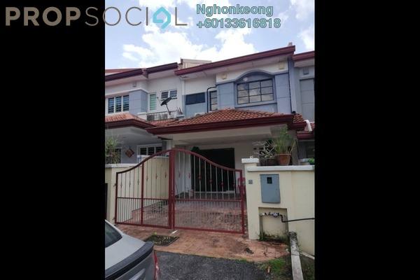 Terrace For Rent in Damai Rasa, Alam Damai Freehold Semi Furnished 4R/3B 1.4k
