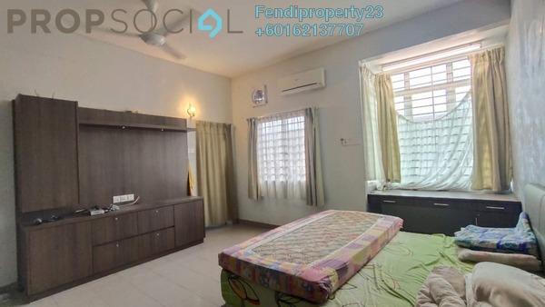 Terrace For Sale in Section 3, Bandar Mahkota Cheras Freehold Semi Furnished 4R/3B 615k