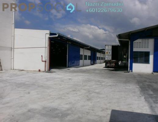 Factory For Sale in Pulau Indah Industrial Park, Port Klang Freehold Semi Furnished 0R/0B 34m