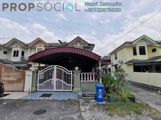 Terrace For Sale in Taman Subang Perdana, Subang Freehold Fully Furnished 4R/4B 470k