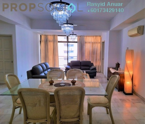 Condominium For Rent in Villa Putera, Putra Freehold Fully Furnished 4R/3B 2.6k
