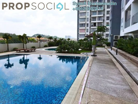 Condominium For Sale in 7 Tree Seven Residence, Bandar Sungai Long Freehold Fully Furnished 3R/2B 400k