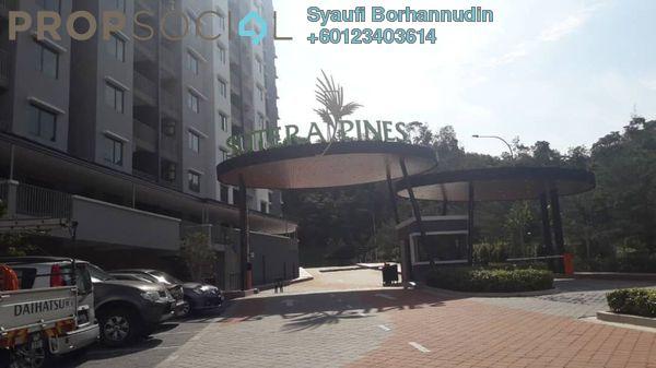 Condominium For Sale in Sutera Pines, Bandar Sungai Long Freehold Unfurnished 3R/2B 510k