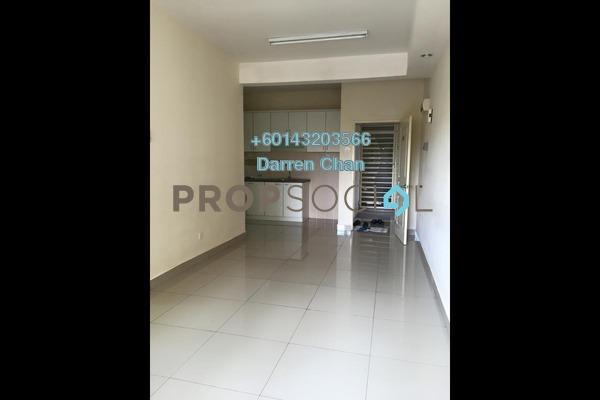 Apartment For Rent in Putra Suria Residence, Bandar Sri Permaisuri Freehold Semi Furnished 3R/2B 1.25k