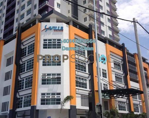 Condominium For Rent in Saville @ Kajang, Kajang Freehold Semi Furnished 3R/2B 1.4k