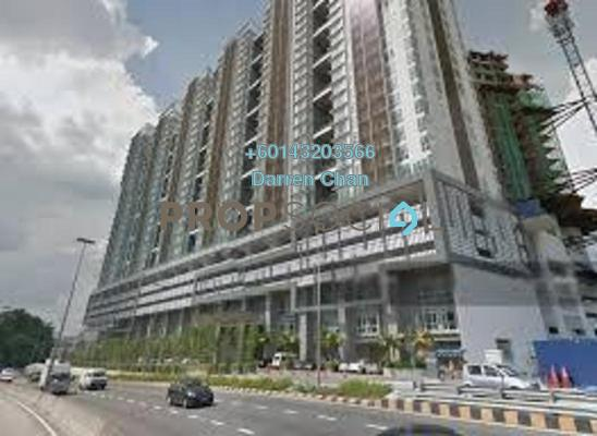 Condominium For Rent in Central Residence, Sungai Besi Freehold Semi Furnished 2R/1B 1.3k