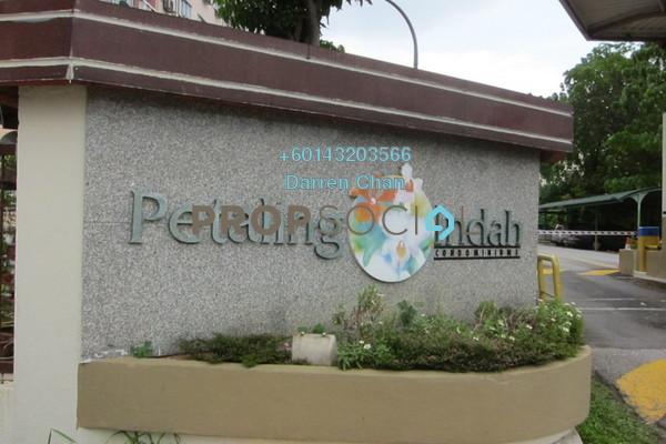 Condominium For Rent in Petaling Indah, Sungai Besi Freehold Semi Furnished 3R/2B 1.1k