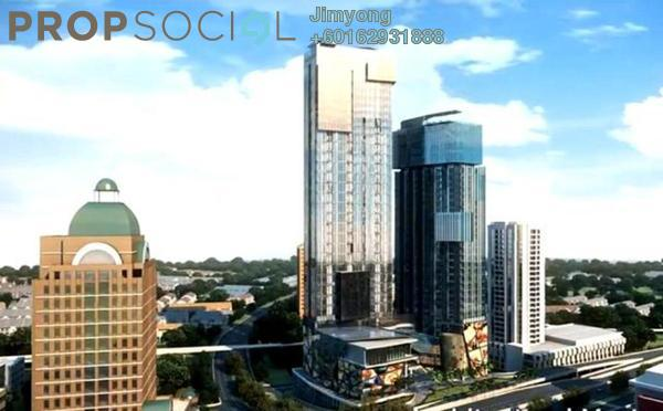Office For Rent in Pinnacle, Petaling Jaya Freehold Unfurnished 1R/1B 5k