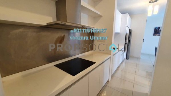 Condominium For Sale in EcoSky, Kuala Lumpur Freehold Semi Furnished 3R/2B 680k