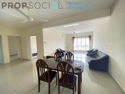 Condominium For Rent in Imperial Residences, Sungai Ara Freehold Semi Furnished 3R/2B 1.5k
