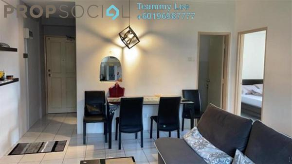 Condominium For Sale in Green Acre Park, Bandar Sungai Long Freehold Fully Furnished 3R/2B 310k