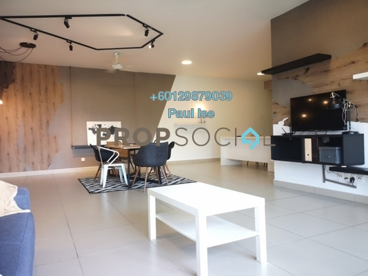 Condominium For Sale in Verde, Ara Damansara Freehold Fully Furnished 5R/4B 1.55m