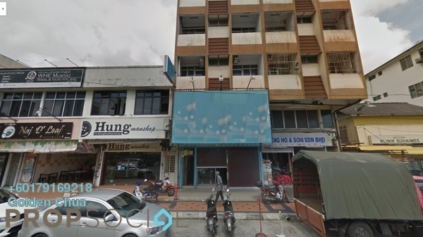 Shop For Rent in Icon Residence, Kuala Terengganu Freehold Unfurnished 0R/2B 3k