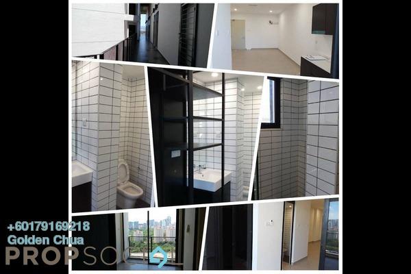SoHo/Studio For Rent in Flexus Signature Suites, Segambut Freehold Semi Furnished 1R/1B 1.3k