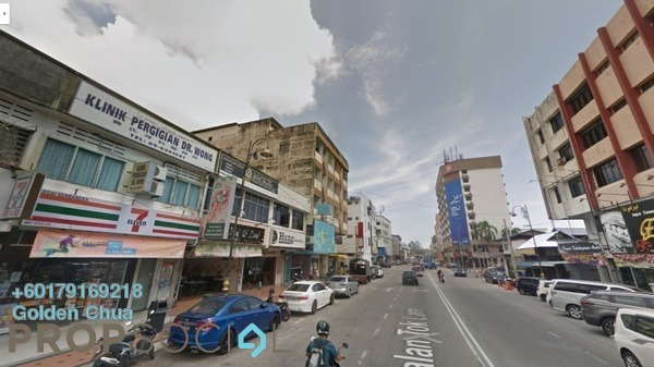 Shop For Rent in Icon Residence, Kuala Terengganu Freehold Unfurnished 0R/2B 2.8k