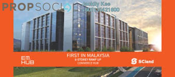 Factory For Sale in Em.Hub, Kota Damansara Leasehold Unfurnished 0R/0B 0translationmissing:en.pricing.unit
