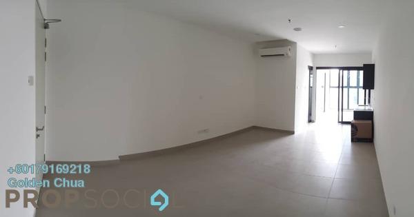 SoHo/Studio For Rent in Flexus Signature Suites, Segambut Freehold Unfurnished 1R/1B 1.3k