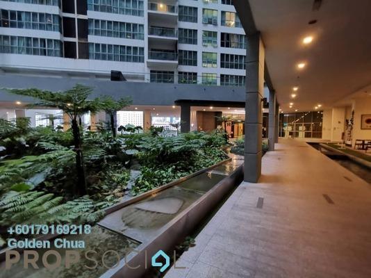 SoHo/Studio For Rent in Regalia @ Jalan Sultan Ismail, Kuala Lumpur Freehold Fully Furnished 1R/1B 1.3k
