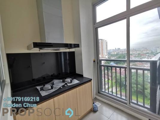 Condominium For Rent in Berlian Residence @ Setapak, Kuala Lumpur Freehold Semi Furnished 3R/2B 1.5k