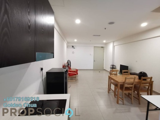 SoHo/Studio For Rent in Regalia @ Jalan Sultan Ismail, Kuala Lumpur Freehold Fully Furnished 1R/1B 1.5k
